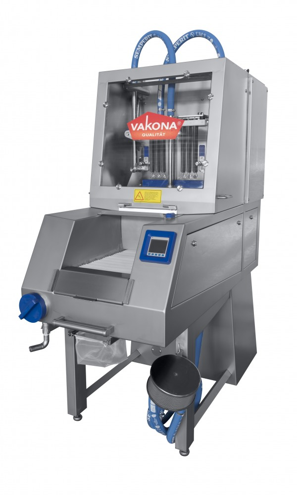 Visser goes machine Vakona PI 26 V